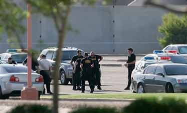 3 Shot at Phoenix College; Suspect Arrested