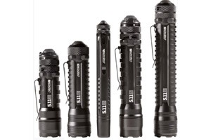 5.11 Tactical® Announces Five New Battery-Operated Flashlights