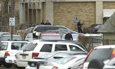 6 shot, hostages taken in Binghamton, NY