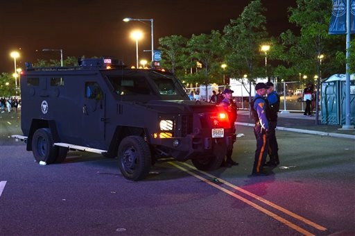 61 Arrested, 10 Troopers Injured at New Jersey Concert