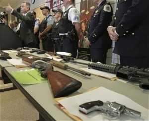 ATF, FBI Assign Additional Agents to Fight Chicago Violence