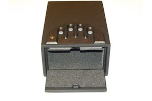 Adamson Industries Is Pleased To Offer The GunVault Mini Safe