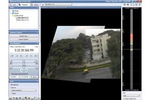 AllGoVision Premieres Video Stitching & PTZ Functionality