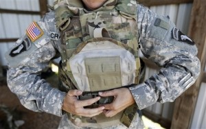 Army Tests Body Armor Tailored for Females