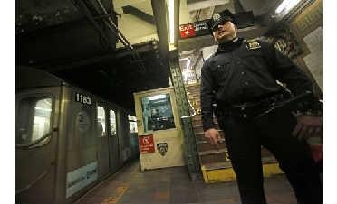 Beneath NYC, Police Protect Tunnels from Terror
