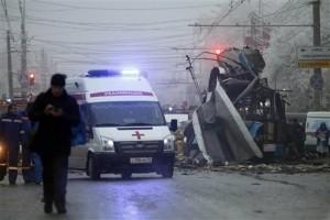 Bomber Kills 14, Injures 30 on Russian Bus