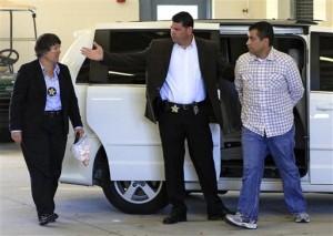Bond Revoked, Zimmerman Jailed