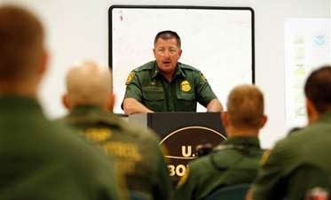 Border Patrol Struggles to Keep Newly Hired Agents