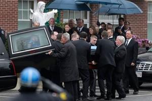 Boston Area Honors Slain MIT Officer