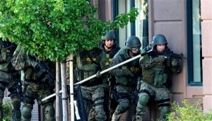 Calif. Police Standoff Ends as Suspect Found Dead