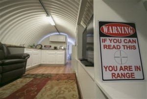 California City Grants Permits for Doomsday Bunkers