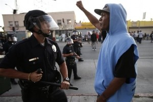 California Protesters Cause Damage over Zimmerman Verdict
