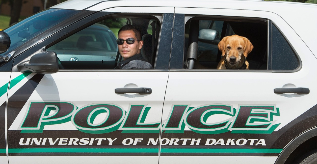 Campus Policing: Changing the Perception
