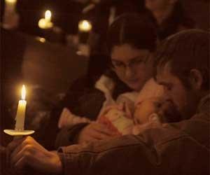 Candlelight Vigil for Missing Toddler