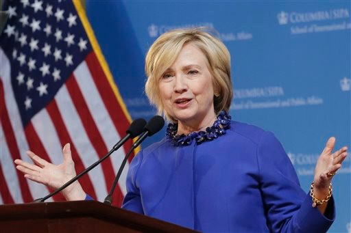 Hillary Clinton to Speak 'Directly to White People' to Stop Racial Police Shootings