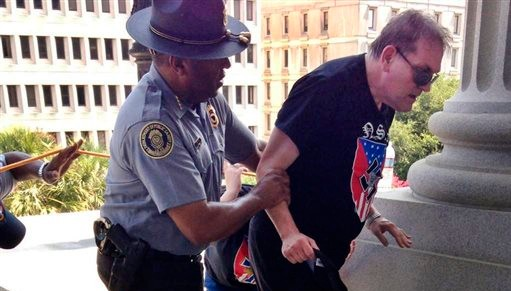 Columbia Officer Hopes Viral Photo Helps Overcome Hate