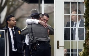 Connecticut Town Begins Funerals for Shooting Victims