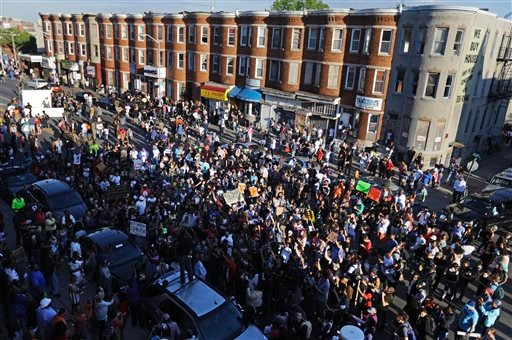 Curfew Lifted in Baltimore