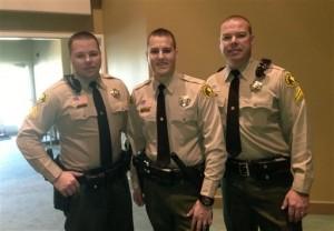 Deputies Share Brotherly Bond during California Manhunt