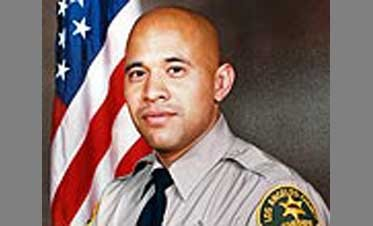 Deputy Was Shot from Behind