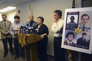 Exhumation of Serial Killer Helps Solve Chicago-area Case