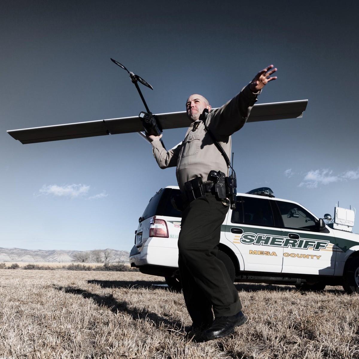 Sheriff S Deputy Killed 6 Other People Hurt In Colorado: Eye In The Sky