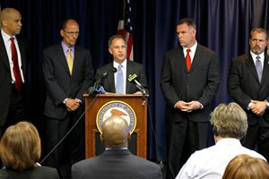 Feds Launch Investigation of Newark Police Department
