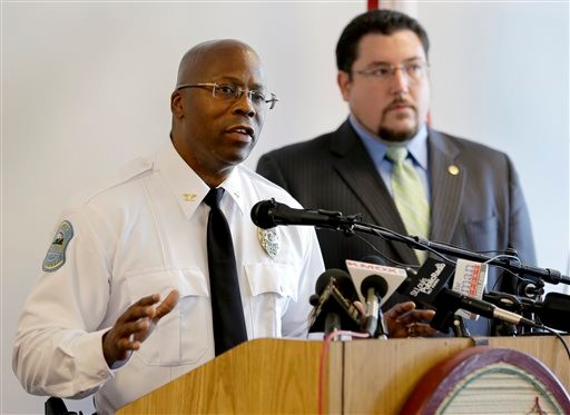 Ferguson Hires Third Interim Police Chief