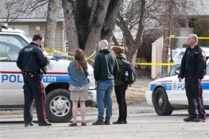 Five Dead in Calgary Party Slaying