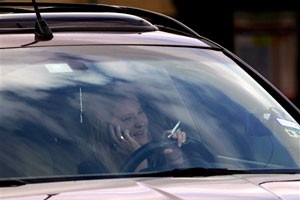 Full Ban on Driver Calls Could be Tough for Officers to Enforce
