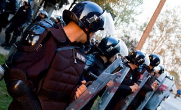 Future of Policing: More Security Guards and Fewer Cops