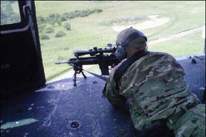G4S International Training Inc. – Texas Campus to Teach Advanced Observer / Sniper Course