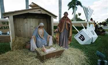 GPS, Hidden Cameras Watching over Baby Jesus