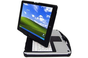 GammaTech Introduces Rugged U12Ci Notebook for Public Safety