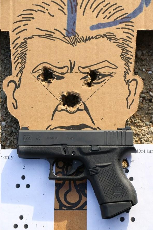 The Glock 43