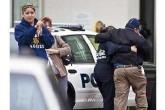Gunman Dead in Calif. Rampage that Killed Deputy Image 1  Image 2  Image 3  Image 4