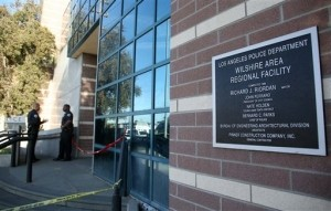 Gunman in LAPD Station Shooting Dies
