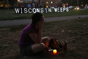 """Gunman in Wisconsin Temple Shooting Identified as """"Frustrated Neo-Nazi"""""""