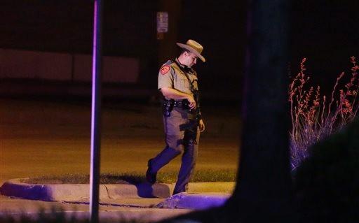 Gunmen Open Fire at Texas Cartoon Event