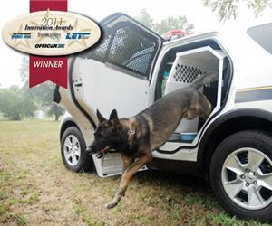 Havis K9 Transport Units Protect Canine Officers on the Road
