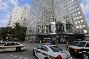 Hostage Standoff Ends Peacefully in Pittsburgh Office High-Rise