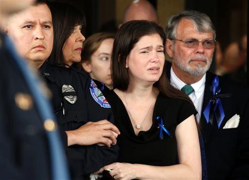 Hundreds Gather for First Mississippi Officer's Funeral