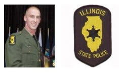 Illinois State Trooper Killed in Fiery Crash