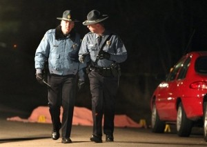"Kansas Officer Killed; Shooter ""Came Out of Nowhere"""