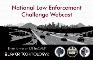Laser Technology, Inc. and Police Chief Howard Hall to Co-host National Law Enforcement Challenge Webcast