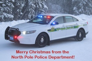 Letter from the North Pole: Stay Safe in the Cold!