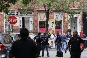 Marshals, NYPD Officer Wounded in Shootout