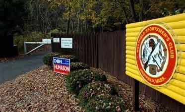Mass. Gun Club, 3 Men Indicted in Boy's Uzi Death