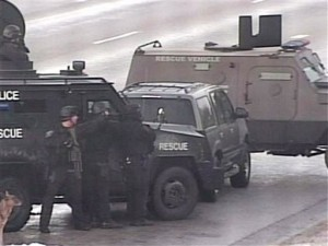 Milwaukee Interstate Closed for Six Hours in Standoff