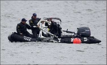 NY Crash Highlights Role of PD Divers